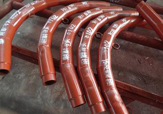 三氧化二铝耐磨弯头