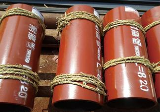 陶瓷复合耐磨钢管